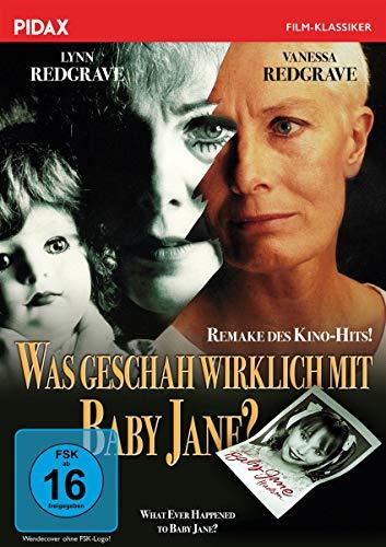 Was geschah wirklich mit Baby Jane? / Spannender Psychothriller mit Lynn und Vanessa Redgrave (Pidax Film- und Hörspielverlag)