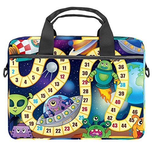 Laptoptasche mit Griff, 34 - 36,8 cm (13,3 - 14,5 Zoll), Regenbogenfarben
