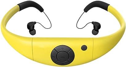 هدفون شنای MP3 Player ضد آب ، هدست شنای 8 گیگابایتی ، هدفون ورزشی در حال اجرا با ویژگی مختلط