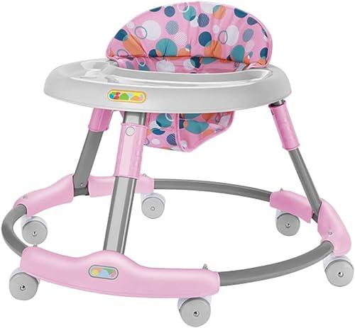 punto de venta La andadera multifunción Baby Walker Walker Walker Puede Sentarse en un Andador Plegable para Niños FANJIANI (Color   A)  promociones de descuento