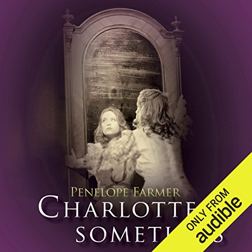 Charlotte Sometimes audiobook cover art