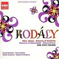 20th Century Classics -Kodaly