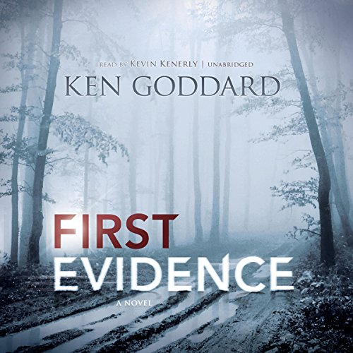 First Evidence audiobook cover art