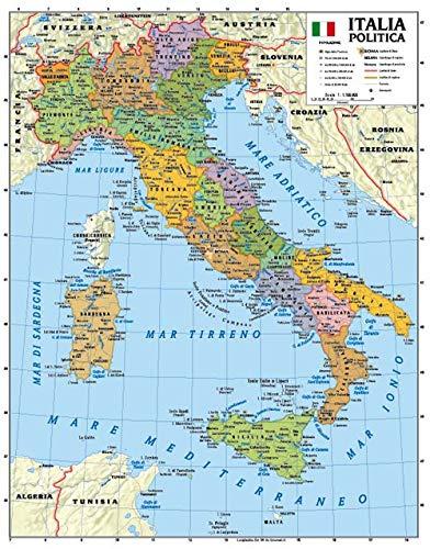 Cartina Antica Sardegna.Comprimat Toate Cele Bune Puno Mappa Sardegna Italia Amazon Mariacastrojato Com