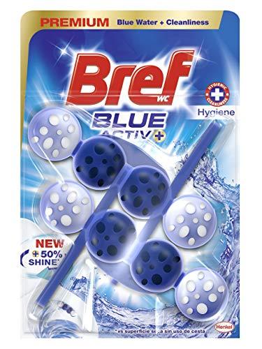 Bref Poder Activo Blue Active Cesta Higiénica WC - 2 x 50 gr