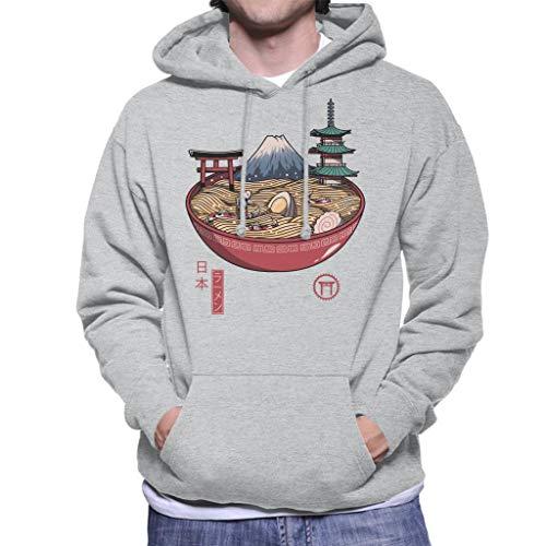 A Japanese Ramen Men's Hooded Sweatshirt