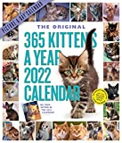 365 Kittens-A-Year Picture-A-Day Wall Calendar 2022: A Year of the Cutest, Most Adorable Kittens.