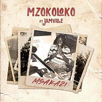 Msakazi (feat. Jamville)