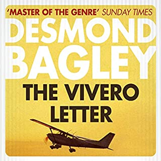 The Vivero Letter audiobook cover art