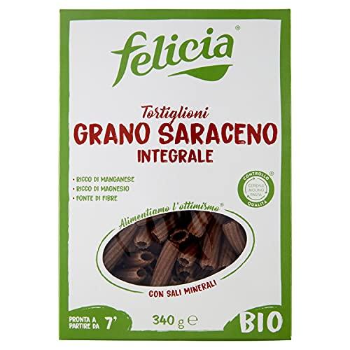 Felicia Tortiglioni Pasta di Grano Saraceno, 340g