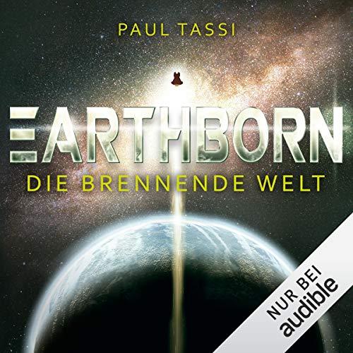 Earthborn - Die brennende Welt Titelbild