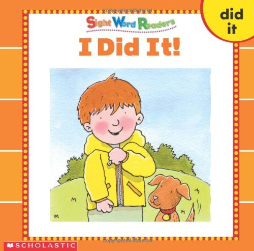 I Did It (Sight Word Library)の詳細を見る
