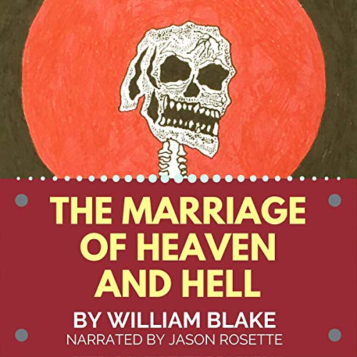 The Marriage of Heaven and Hell audiobook cover art