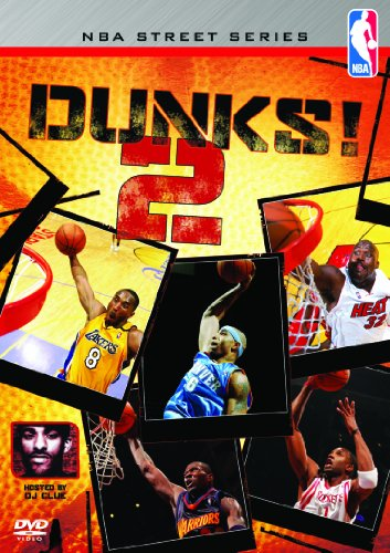 NBA Street Series : Dunks ! 2 [Reino Unido] [DVD]