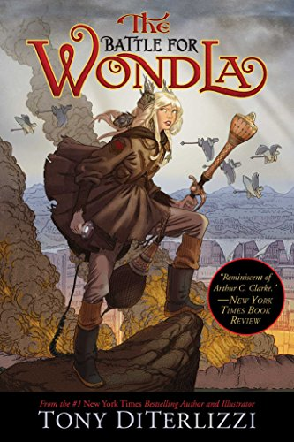 The Battle for WondLa (WondLa series Book 3) (English Edition)