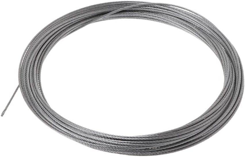Choice SOFIALXC Stainless Steel Wire Rope Cabl Max 90% OFF Strand Core Aircraft 7x7