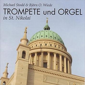 Trompete & Orgel in St. Nikolai