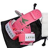 LEVIERO Gymnastics Grips Set Pink 1