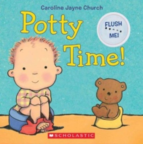 Potty Time! ~ TOP Books