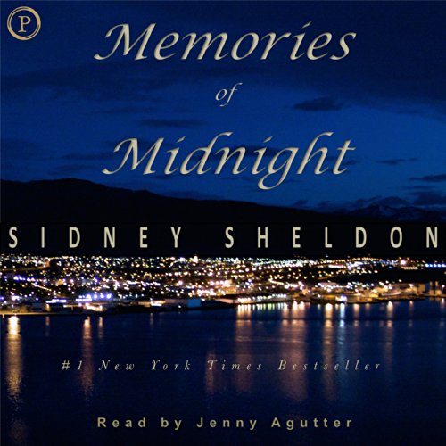 Memories of Midnight audiobook cover art