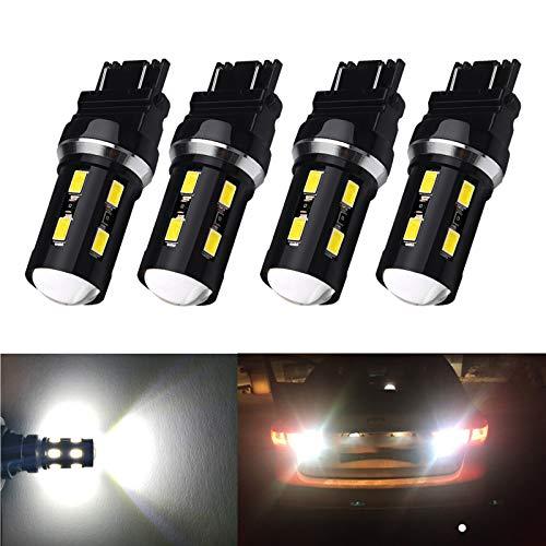XINYANG 4PCS 3156 3157 LED Car Bulb High Power 18SMD-5630