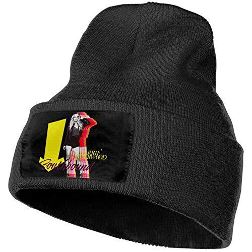 Carrie Underwood Southbound Knit Beanie Cap Skull Caps Deportes cálidos