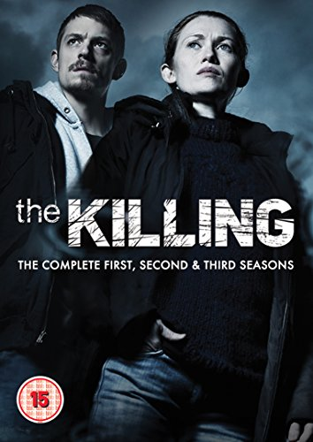 Seasons 1-3 (11 DVDs)