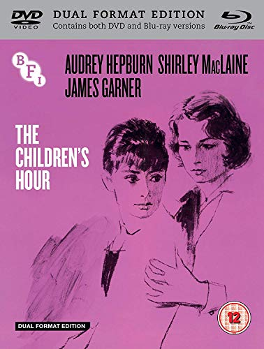 The Children's Hour (DVD + Blu-ray)