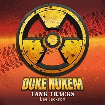 Duke Nukem Tank Tracks