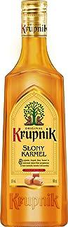 1 Flasche Krupnik Slony Karmel Likör aus Polen a 0,5L Alkoholgehalt 16% Vol.