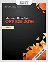 Bundle: Shelly Cashman Series Microsoft Office 365 & Office 2016: Brief, Loose-leaf Version + SAM 365 & 2016 Assessments, Trainings, and Projects with 1 MindTap Reader Multi-Term Printed Access Card