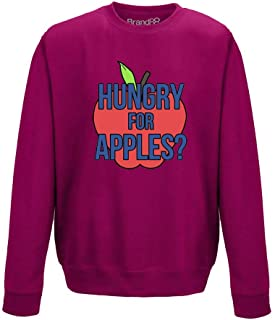 Brand88 - Hungry for Apples?, Adults Sweatshirt