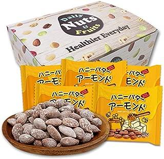 ハニーバターアーモンド720g(20g×36袋)