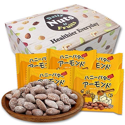 ハニーバターアーモンド1kg(20g×50袋)