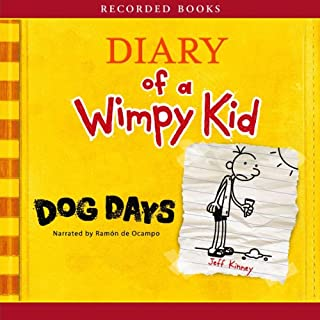 Diary of a Wimpy Kid: Dog Days                   Written by:                                                                                                                                 Jeff Kinney                               Narrated by:                                                                                                                                 Ramon De Ocampo                      Length: 1 hr and 58 mins     3 ratings     Overall 4.3