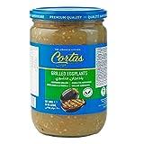 Cortas - Grilled Eggplant Purée, 24 Oz (680g)