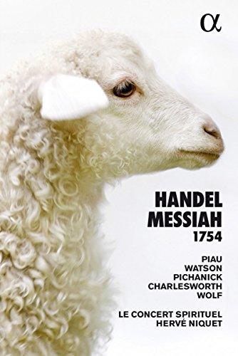 Haendel: El Mesias / Niquet