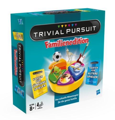 Hasbro 73013398 - Trivial Pursuit Familien Edition - Edition 2012