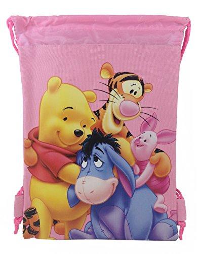 Disney Winnie l'ourson Sac à dos en nylon résistant...