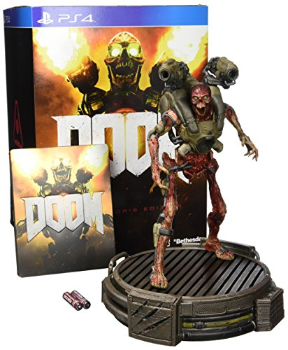 Doom Sammleredition, PlayStation 4 Gevonden voor 'Doom - Collector's Edition - PS4' in Games software