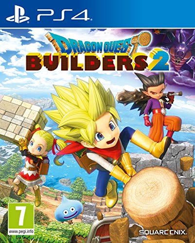 Dragon Quest: Builders 2 PS4 - PlayStation 4