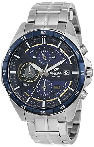 Casio Edifice Chronograph Blue Dial Men's Watch EFR-556DB-2AVUDF(EX362)
