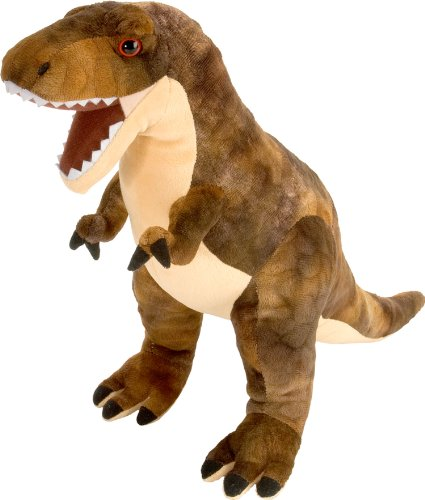 Wild Republic - Peluche Dinosauria T-Rex, 25 cm (15488)