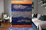 WEISE XXL Acryl BILD Abstrakt Gemälde Leinwand 160 x 120 cm auf 3D Keilrahmen 105/18 NEU