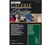 Ilford Galerie Prestige Smooth Gloss 4x6' 100 Sheet Pack 2001730 [並行輸入品]