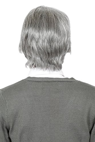 『Party City カツランド バラエティグッズ 白髪おじいさん ユニセックス グレー』のトップ画像