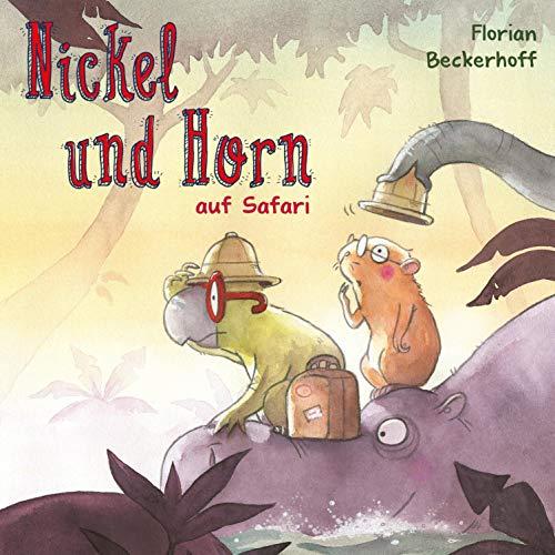 Nickel und Horn auf Safari Titelbild