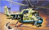 Cjktgt DIY 5D Kit de Pintura de Diamante,Helicóptero Diamantes Imitación Bordado Pegatinas de Pared Decoración de La Sala (30x40cm)
