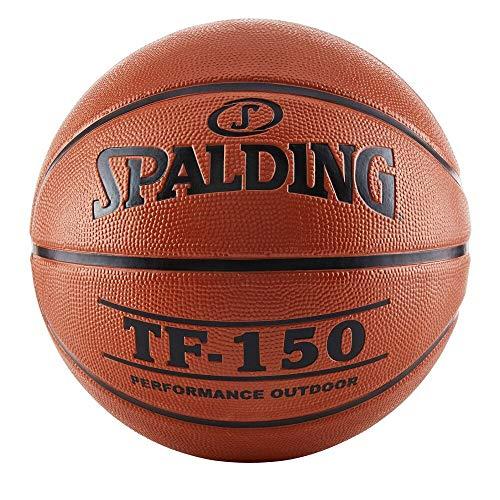 Bleyoum Basketball Tf-150 Outdoor Basketball Original Spalding Standardkorb Nr. 6 Frau Frauen Größe Basketbol Ball NBA Eurolegue FIBA