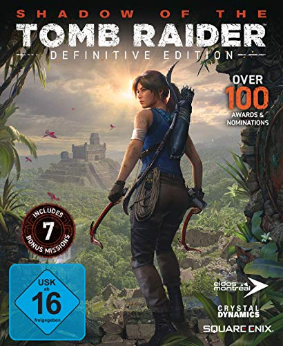 Shadow of the Tomb Raider: Definitive Edition | PC Code - Steam